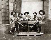 Morgans Men POW 1863