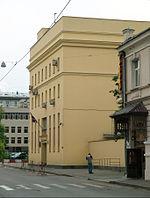 Thailand.jpg Moskova, Bolshaya Spasskaya 9, Büyükelçilik