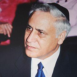 Moshe Katsav, by Amir Gilad.JPG