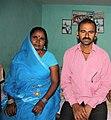 Mother and Father of Chandan Kumar Yadav.jpg