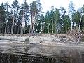 Motorboat by Verkhnaya Dvina, Kotlas - Toima - panoramio (158).jpg