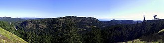 Metchosin - Mount Helmcken