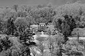 Mount Pleasant Mansion, Fairmount Park, Philadelphia, aerial view looking west HABS 206299pu.jpg