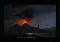 Mount Vesuvius in eruption at night, showing the Bay of Napl Wellcome V0025247.jpg
