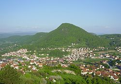 View on Mrkonjić Grad