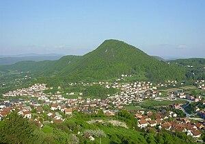 Mrkonjić Grad - View on Mrkonjić Grad