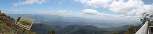 Mount Warning - Image: Mt warning panorama