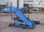 Munich airport - mobile stairs.jpg