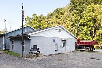 Springhill Township, Greene County, Pennsylvania - Municipal Building
