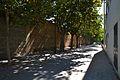 Mur del cementeri de Campanar i carrer.JPG
