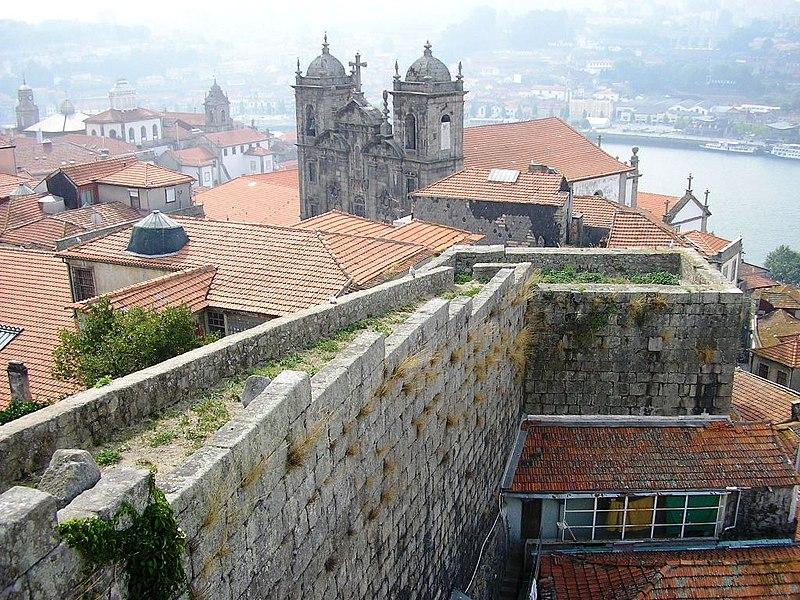 Image:Muralhas Fernandinas2 (Porto).JPG