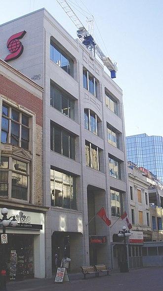Murphy-Gamble - The former home of Murphy-Gamble, today a Scotiabank