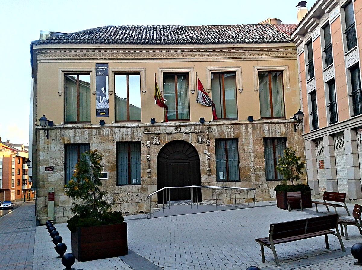 Museo de palencia wikipedia la enciclopedia libre - Albaniles en palencia ...