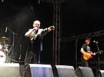 Music performances at Cowes Yacht Haven during Cowes Week 2011 3.JPG