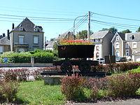 Musson - Charriot sur la place (août 2013).JPG
