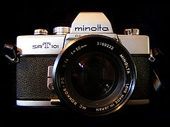 My New (25 Years Old!) Minolta SRT 101 with 50mm F1.4.jpg