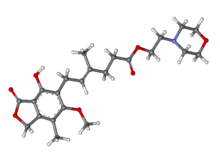 Mycophenolate mofetil ball-and-stick.png