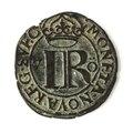 Mynt av silver. 2 öre. 1591 - Skoklosters slott - 109114.tif