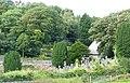 Mynwent Eglwys St Illtyd cemetery - geograph.org.uk - 535594.jpg