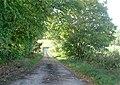 Myreside lane - geograph.org.uk - 259700.jpg