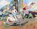 Mystical Adventure by David Fairrington Acrylic 2009.jpg