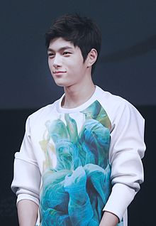 Myungsoo Kim At The Infinite F Showcase In Tokyo 02 Jpg