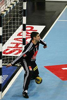 Nándor Fazekas Olympic handball player