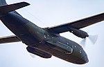 Nörvenich Air Base Transall C-160D D101 Lufwaffe 50+64 (43700897974).jpg
