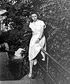 Női portré, 1955. Fortepan 7251.jpg