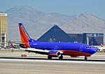 N366SW Southwest Airlines Boeing 737-3H4 (cn 26577-2469) (7745275094).jpg
