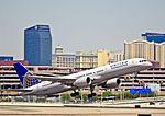 N534UA United Airlines 1991 Boeing 757-222 C-N 25129 (7373863914).jpg