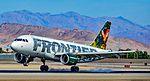 """N943FR Frontier Airlines 2005 Airbus A319-112 - cn 2518 """"Cloe"""" (30744586851).jpg"""
