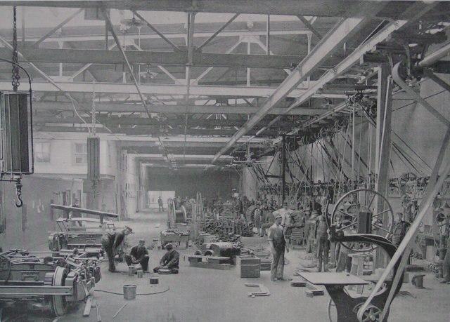NYCS IRT shop 1902