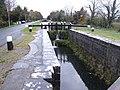 Naas Canal - Lock 4 - geograph.org.uk - 626777.jpg