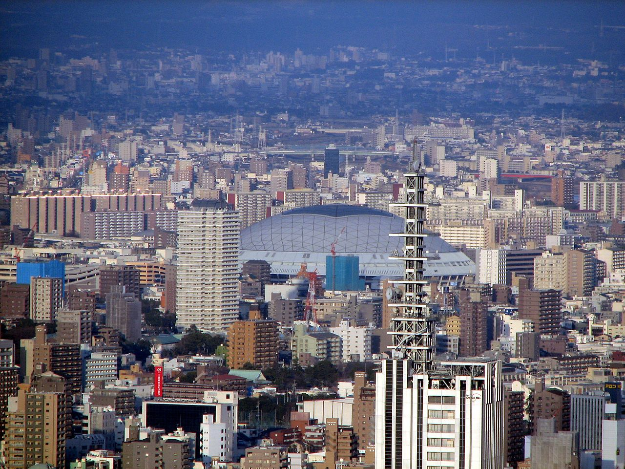 Јапан - Page 2 1280px-Nagoya_dome_from_Midland_Square