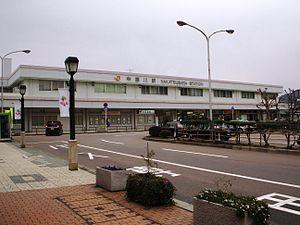 Nakatsugawa Station - Nakatsugawa Station, March 2007
