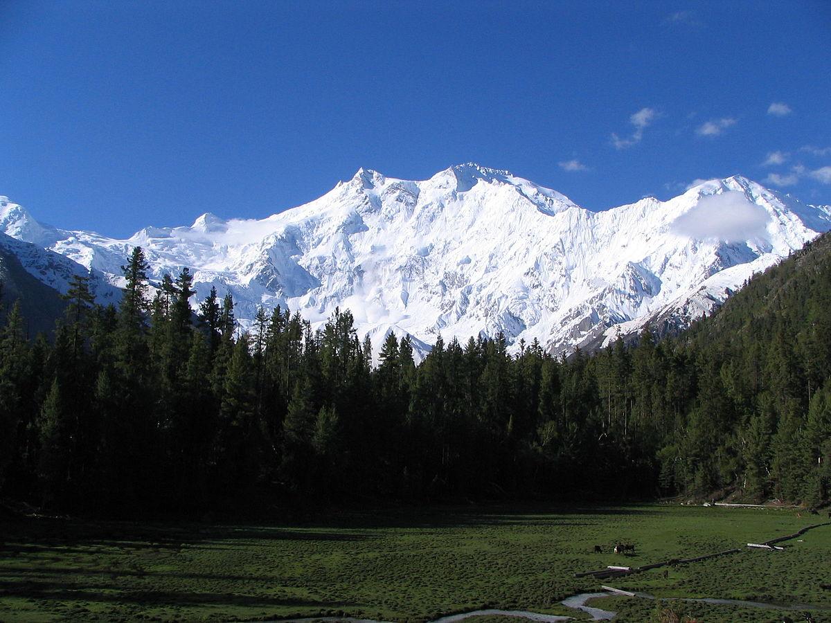 najgroźniejszych gór świata. Nanga Parbat