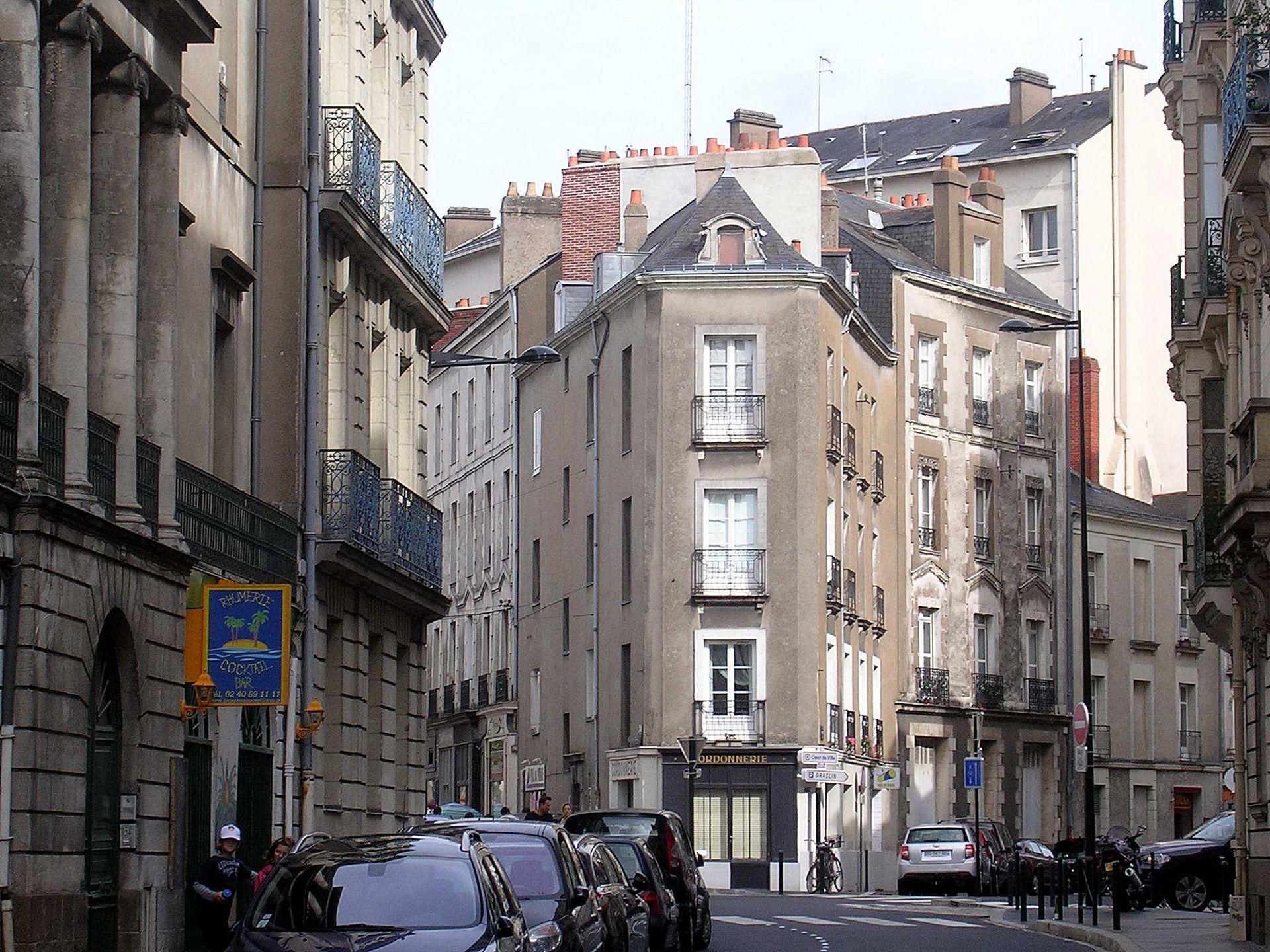 rue copernic nantes wikip dia. Black Bedroom Furniture Sets. Home Design Ideas