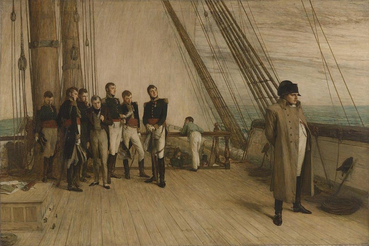 Abdication of napoleon 1815 wikipedia for Alexander isola