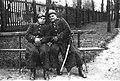 Narcyz Witczak-Witaczyński - Defilada 1 Pułku Strzelców Konnych w Garwolinie (107-1105-25).jpg