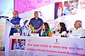 Narendra Singh Tomar addressing the National Conclave of Women Champions for Swachh Bharat Mission (Gramin) organised by the Ministry of Drinking Water and Sanitation, in New Delhi.jpg