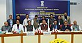 Narendra Singh Tomar chairing a meeting of State Mines Minister on the Mines and Minerals (Development and Regulation) (Amendment) Ordinance 2015, in New Delhi. The Minister of State for Mines and Steel.jpg