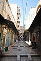 Narrow alleyways of the Muslim Quarter (10805052346).jpg