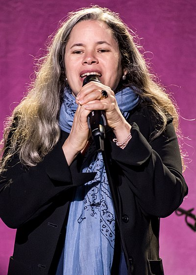 Picture of a band or musician: Natalie Merchant