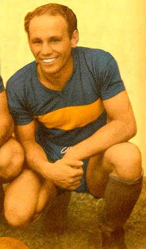 Boca Juniors Reserves and Academy - Image: Natalio Agustin Pescia