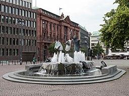 Domshof in Bremen