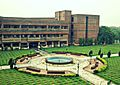 Netaji Subhas Institute of Technology - Central Fountain.jpg