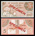 Netherlands Indies-88-De Javasche Bank-5 Gulden (1946).jpg
