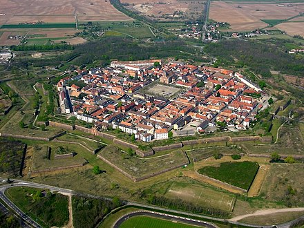Vauban's star-shaped fortified city of Neuf-Brisach. Neuf-Brisach 007 850.jpg