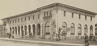 San Diego Natural History Museum - Nevada State Building, Balboa Park